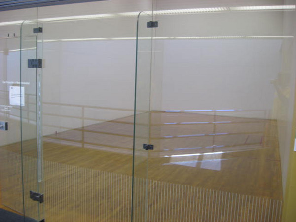 Racquetball Court Layout. RACQUETBALL COURT LAYOUT